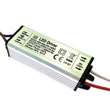 1 шт. 6-10x3w 10-18x3w 18-30x3W светодиодный драйвер 600mA водонепроницаемый IP67 трансформаторы тока источник питания