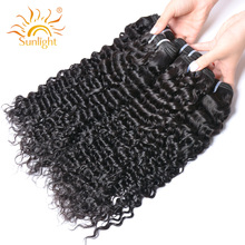 Malaysian Curly Hair 100 Human Hair Bundles Natural Color Non Remy Hair Extension 8 28 inch