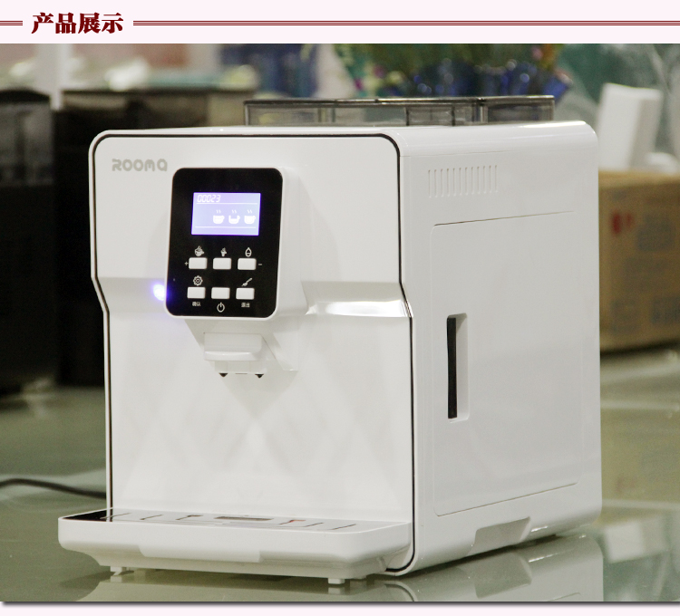 220vFully automatic cappucinno ,latte,espresso coffee machine,CAFE MACHINE(Factory directly sale,TOP quality,free shipping) dhl ems new semikron skm195gal123d igbt module 90 days warranty e2