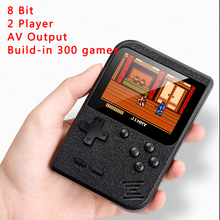 In Stock 8 Bit Retro Game Console Retro Mini Pocket Handheld Game Player  Best Gift for Child Nostalgic Player
