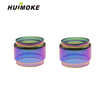 Accessaries Para ijust 3 Vape cigarro Eletrônico tubo de vidro Para O Original Eleaf iJust kit Tubo De Vidro Rainbow Flat 1 3 /2/3 pacote