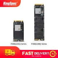 KingSpec M2 ssd 256GB M2 2280 NVMe pcie M2 2242 SSD 512GB 1TB nvme disco duro interno para ordenador portátil de sobremesa para juegos