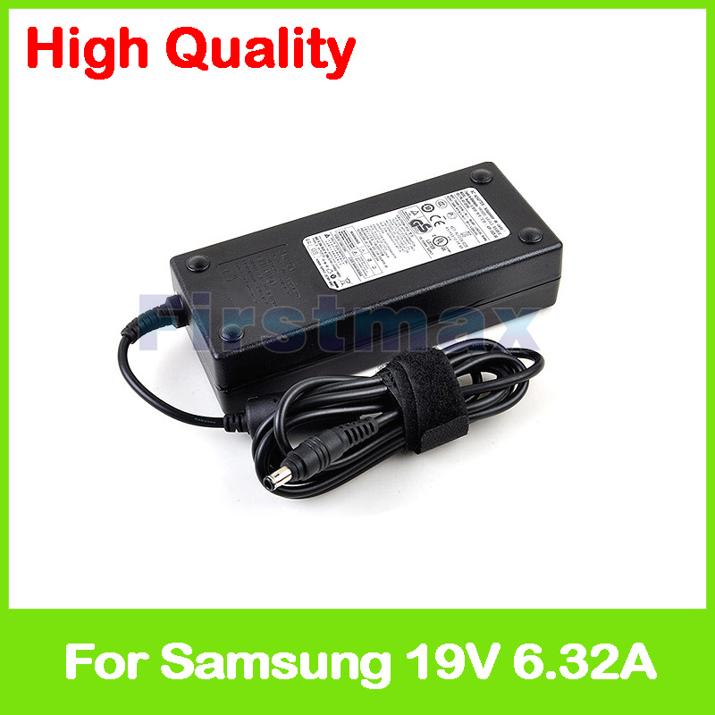 19 V 6.32A ac power adapter BA44-00152A BA44-00269A AD-12019G portatile caricabatterie per il Samsung All-in-One DP700A3C DP700A3D