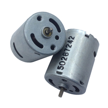 2/5/10PCS DC 370 Mini Micro Motor 1.5~5V 1500~5200rpm High Speed Electric For DIY Ship Car Toy Hobby Accessories
