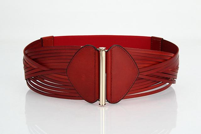 2016 Piel de Vaca Cinturones De Cuero Para Las Mujeres Diseño Tallado Retro Metal Mujeres Cintos Ceinture Correa Femenina de Alta Calidad de la pretina