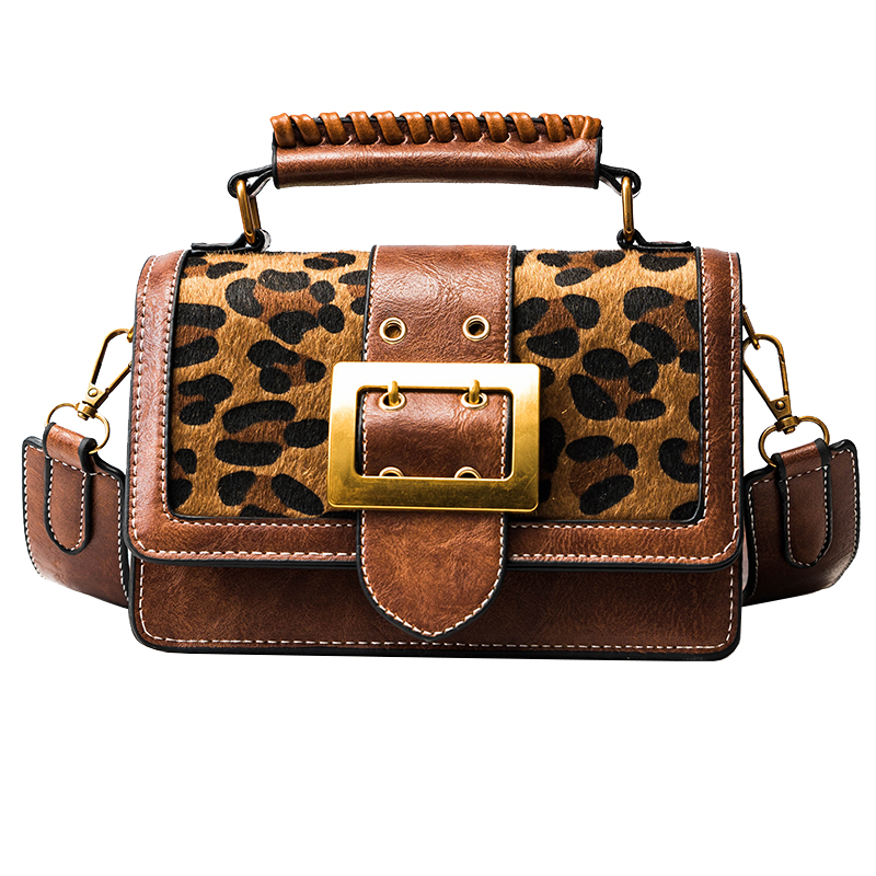 Detail Feedback Questions about Women Luxury Handbags Women Bags Designer  Leather Handbags and Purse Crossbody Vintage Leopard Small Women Messenger  Bags ... 205db76820