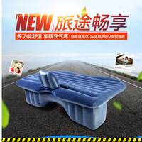 Portable Car Inflatable Travel Bed Inflatable Mattress on board Inflatable Car Mattress Environmental protection Easy To Clean