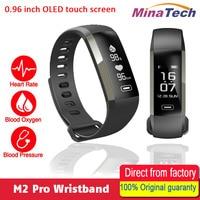 R5MAX M2 Pro Smart Fitness Armband Uhr Intelligente 50 worte Display zeigen Blutdruck Blutsauerstoffsättigung Pulsmesser
