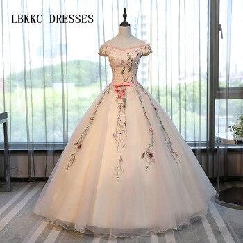 16c636f75 Borgoña cristales vestido de Quinceanera vestidos de cuello en V 2019 dulce  16 vestido correas cordón tul vestidos Fiesta vestidos de 15 años