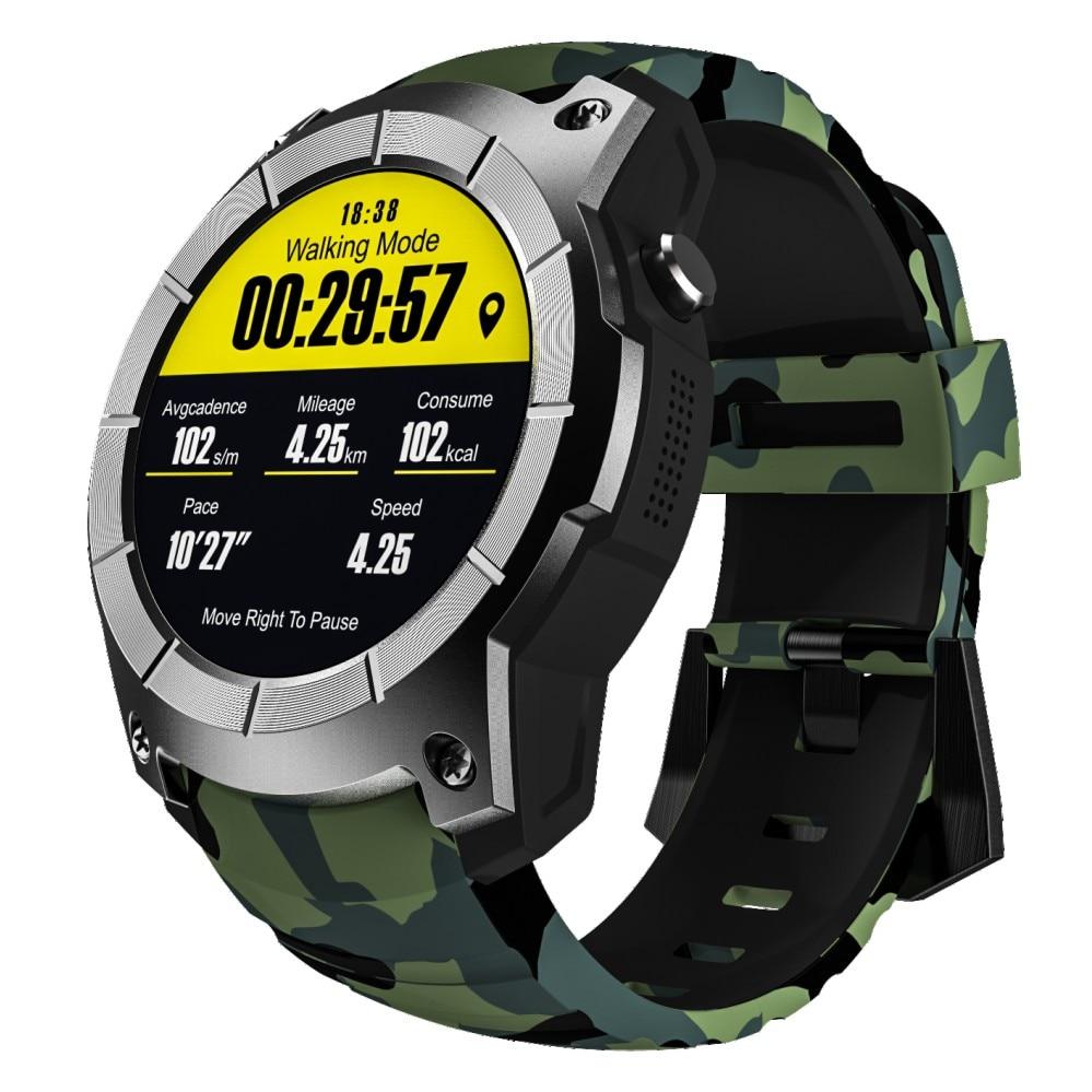 GPS спортивные Смарт-часы S958 Смарт-часы с пульсометром, вызовом, sim-картой, часы для Android IOS