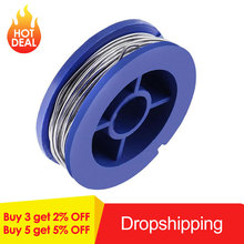 цена на 0.8mm Tin Lead Rosin Core Solder Soldering Wire Flux Content Solder Soldering Wire Roll Welding Wires 3.5x1.1cm