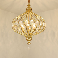 Modern Crystal Chandelier Lighting For Kitchen Bedroom Art Deco E14 LED Chandeliers Ceiling Lustre Cristal Light Fixtures