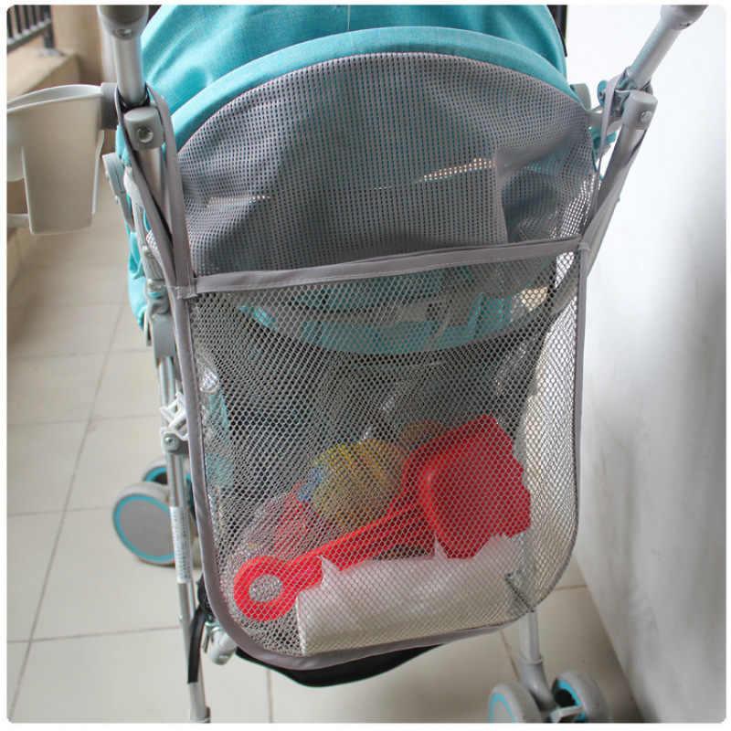 1 шт. детская коляска сумка для детской коляски Сетчатая Сумка A Net BB зонтик автомобильные аксессуары