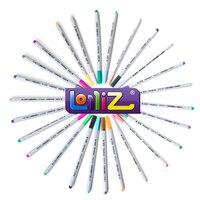 LolliZ 0 4 Mm 18 26 Colors Fine Liner Pens Marker Pens Water Based Assorted Ink