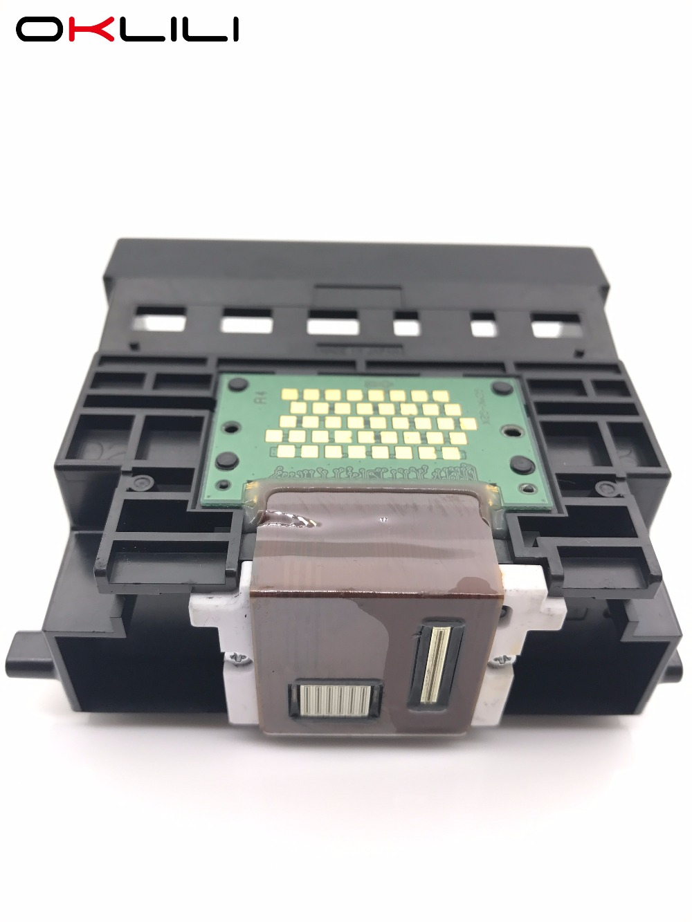 OKLILI QY6-0049 Printhead Print Head Printer Head for Canon 860i 865 i860 i865 MP770 MP790 iP4000 iP4100 MP750 MP760 MP780 new qy6 0049 printhead for pixus 860i 865r i860 i865 ip4000 ip4100 ip4100r mp770 mp790 mp750 mp760 mp780 printer