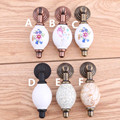 vintage style shaky pendant drawer shoe cabinet knobs pulls rural ceramic white black dresser door handles antique bronze knobs