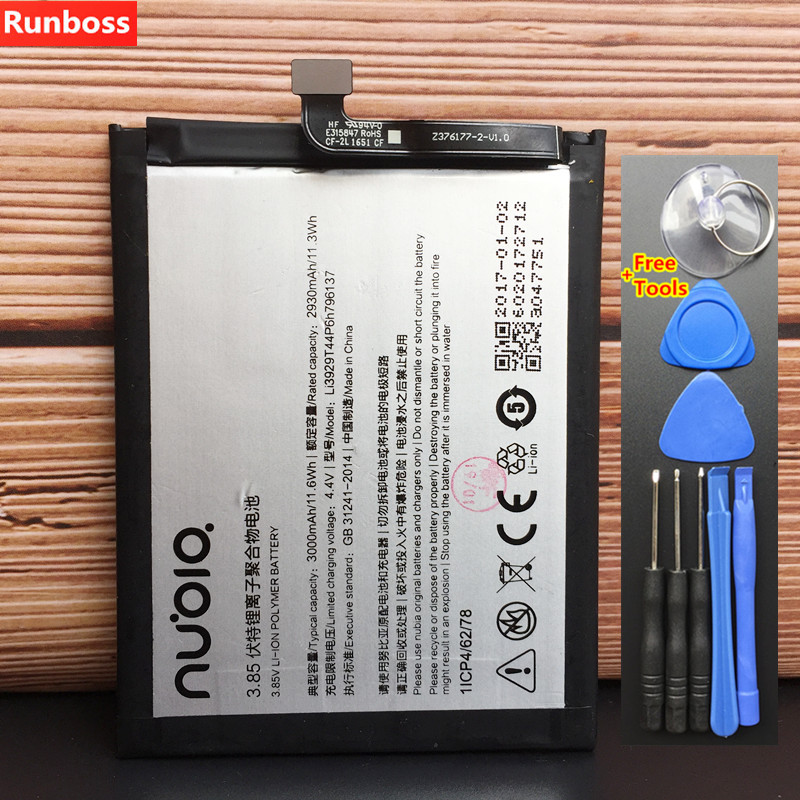 All kinds of cheap motor zte nubia z11 battery original in All B