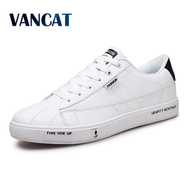 VANCAT Big Size 35-46 spring Summer Style Men Shoes Men Casual Shoes Breathable sneakers Zapatillas Deportivas Men Flats shoes plus size 39 44 men spring shoes 2017 spring air mesh shoes men breathable casual shoes for men hombres zapatillas e62