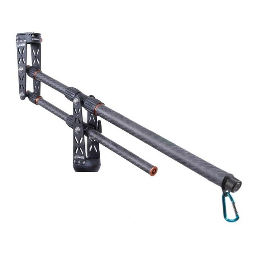 E-IMAGE 5 KG ours EC-500 fibre de carbone vidéo Mini flèche bras caméra DSLR mini grue