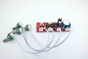 Image 1 - Tablica dźwiękowa LM1036 z regulacją głośności tonów wysokich przedwzmacniacz tablica dźwiękowa