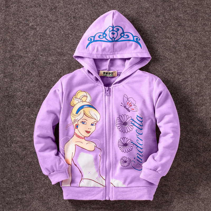 girls hoodies Picture - More Detailed Picture about My little Girl ...