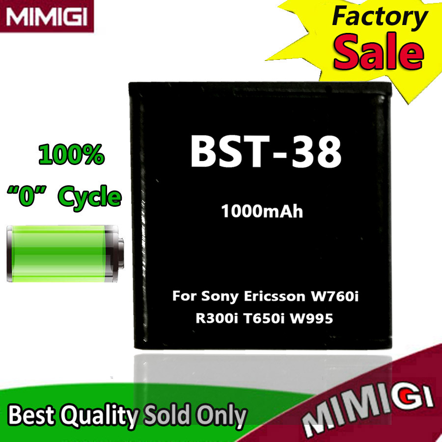 Bst 38 Bst38 Phone Battery 930mah Replacement Batteries For Sony Ericsson Z800 Schematic Diagram 1000mah X10 Mini Pro U20i W580c W760c S500 S500i
