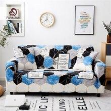Parkshin 1/2/3 местный чехол стрейч четыре сезона чехлы для диванов мебель протектор полиэстер Loveseat чехол для дивана полотенце