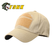 "TSNK Baseball Caps Men's and Women's ""SEAL TEAM"" Tactical Baseball Cap Snapback Stretchable Hat Running/Fishing(China)"