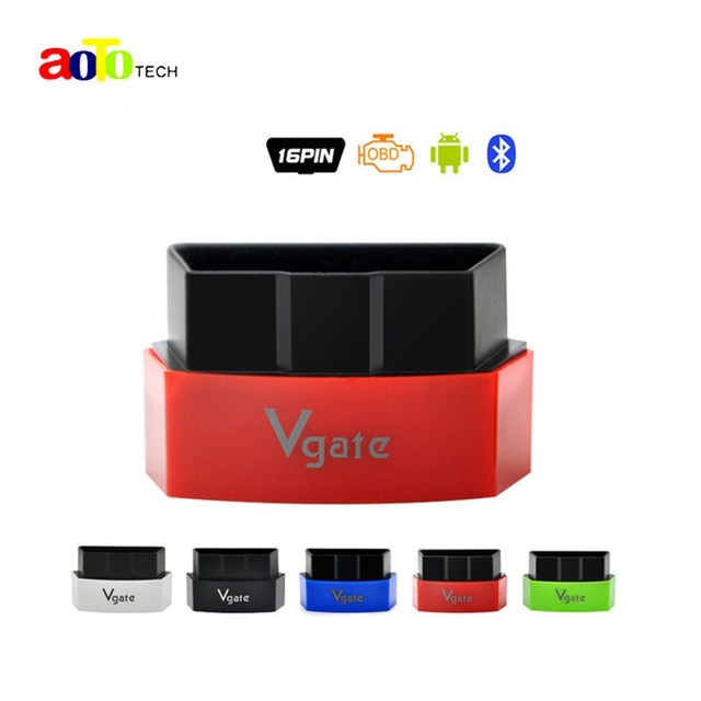 New Arrival Elm327 Vgate iCar 3 Bluetooth OBDII OBD2 ELM327 iCar3 Bluetooth Diagnostic Interface For Android IOS PC