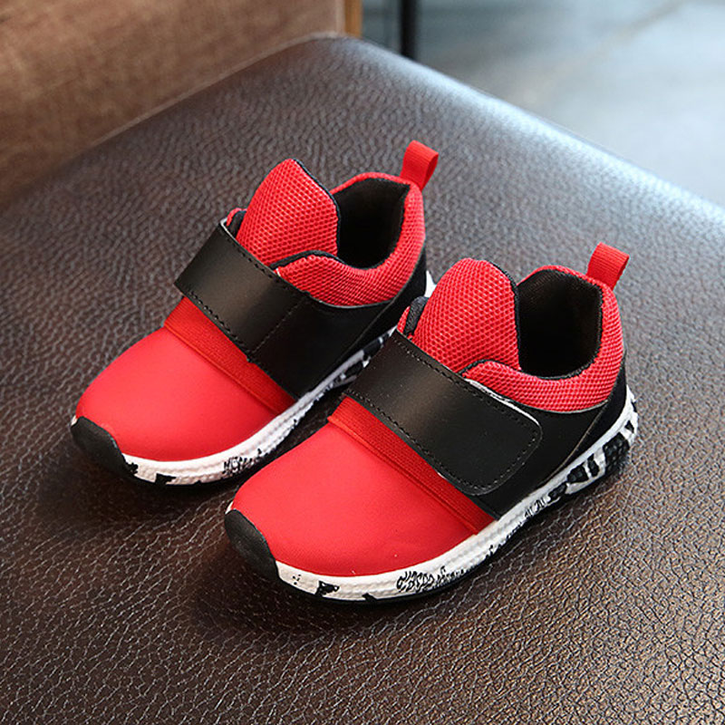 Children Casual Shoes Boys Girls Autumn Spring Breathable Espadrilles  Light weight Size 26 36 Sports Sneakers Slip on Shoe Sneakers     - title=