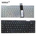 Русская клавиатура GZEELE для ASUS X401 X401A X401U F401A F401U Y481L Y481C F401 0KNB0-4109UK00 AEXJAE00010 MP-11L96GB-9202W RU