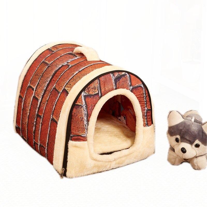 Casa Venta CALIENTE 2017 Productos Para Mascotas Pet Puppy Dog Pet Cama suave Pr