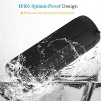 M & J T2 Wireless Tốt Nhất Bluetooth Speaker Waterproof Xách Tay Ngoài Trời Mini Hộp Cột Loa Thiết Kế Loa cho iPhone Xiaomi