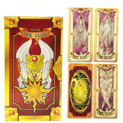 Clow Card Fortune Book