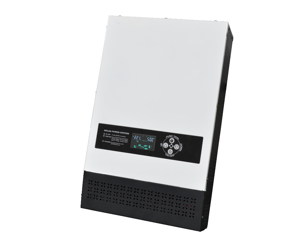 цена на 3KVA 2500W Pure Sine Wave Hybrid Inverter with Solar Charger Controller MPPT 24VDC Input 220VAC Output