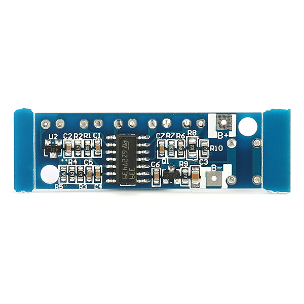 1-5S Lipo Battery Voltage Display Indicator Board Lipo battery voltage test board