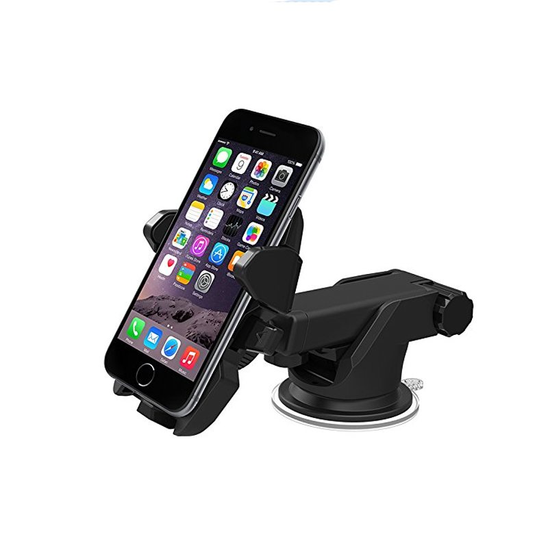Universal Car Windshield Vent Mount Strong Sucker Phone Stand Holder Auto Bracket For iPhone 7 6S Plus 6S 5S Samsung Huawei