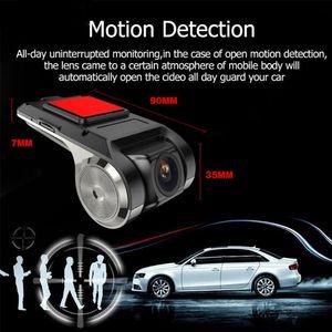 Image 3 - Full HD 720P Car DVR Camera Auto Navigation Recorder Dash Camera G Sensor ADAS Video