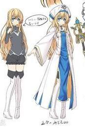 kapłanka Slayer Anime NSOKING 1