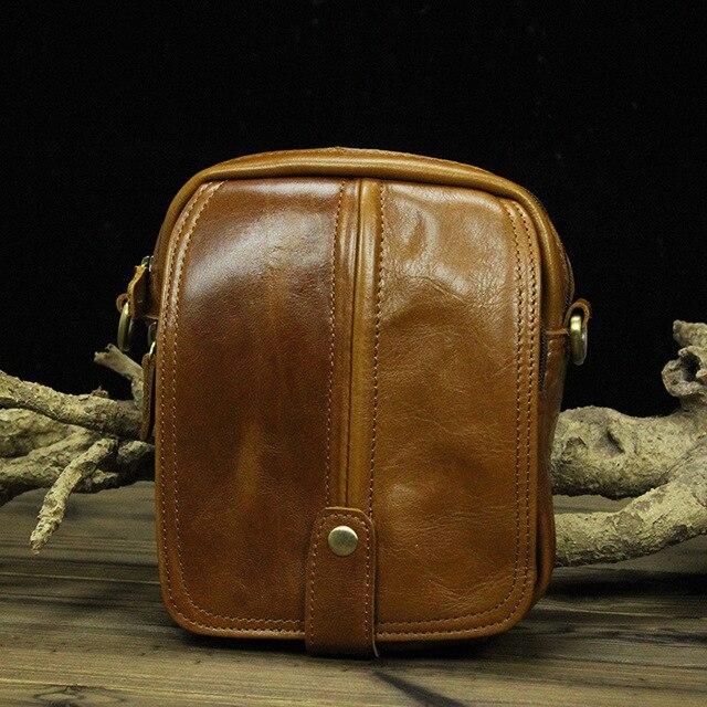 Винтажные Сумки Натуральная Кожа Случайные Люди случайные талии пакеты поясная сумка лоскут сумка сумка плечо сумка
