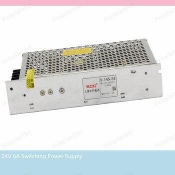 Quality24V הטובה ביותר 6A 145 W החלפת ספק כוח נהג עבור LED רצועת AC100V/220 V קלט DC 12 V משלוח חינם