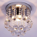 40W Flush Mount E14 K9 Crystal / Mini Style Modern Chandelier  Free shipping size:20*20*17cm