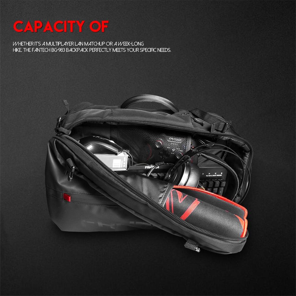 Fantech Gaming Backpack BG-983 10