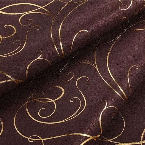US $35.52 17% OFF|Moderne Luxus 3D gestreifte tapete Klassische gold damast  tapete rolle Wandbild wand papier Flur wohnzimmer TV wand tapete-in ...