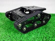 TR300P бак 2WD шасси Металл гусеничный салона автомобиля Wall-E робот базы препятствиями