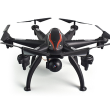 GPS Drone 5G WiFi FPV 720P Camera 6-Axis Drone Helicopter 1080P Camera HD With Wide-Angle RC Quadcopter 400M Remote Control Dron