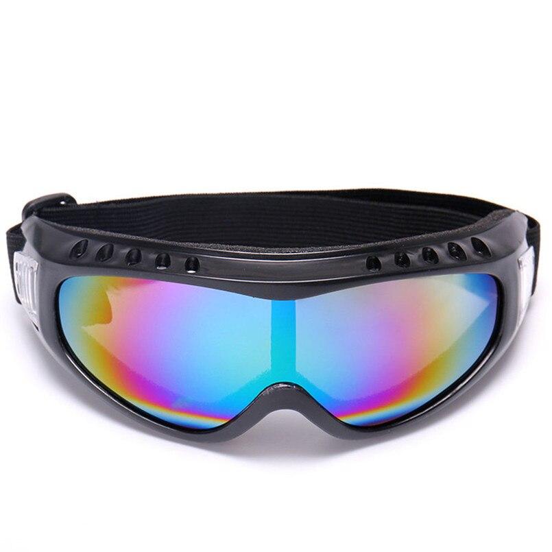 Открытый велосипед очки сноуборд горнолыжные очки gear Лыжный спорт для взрослых очки Анти-туман УФ с двумя объективами A2