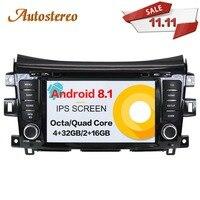 Autostereo автомобиля gps навигации DVD плеер для NISSAN NP300 Navara 2014 + Штатная SatNav мультимедиа Лента Радио Запись головы блок