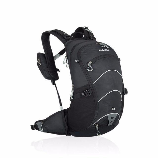 20L Anmeilu Brand Durable Outdoor Bags Climbing Bags 3 Color Waterproof Cycling Rucksack Women Men Hiking Bag Camping Backpack