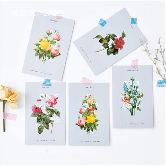 8031 30pcslot flower postcards set drawing greeting card christmas 8031 30pcslot flower postcards set drawing greeting card christmas card birthday card gift cards m4hsunfo Choice Image